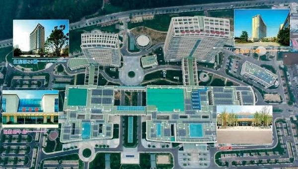 医院建筑的空间化设计